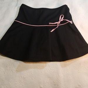 Childrens, Byer California, Girls Black Skirt